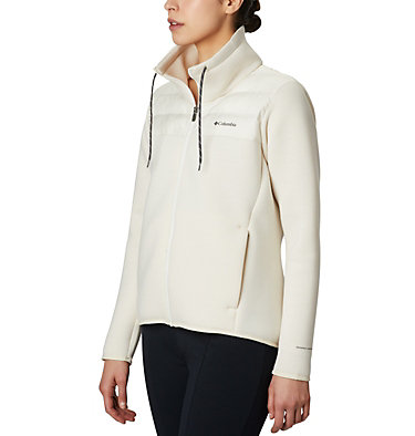 Women's Northern Comfort™ Hybrid Jacket Northern Comfort™ Hybrid Jkt | 191 | L, Chalk, front