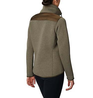 Women's Northern Comfort™ Hybrid Jacket Northern Comfort™ Hybrid Jkt | 191 | L, Olive Green, back