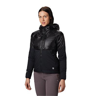 Women's Kor Strata™ Alpine Hoody Kor Strata™ Alpine Hoody | 010 | L, Black, front