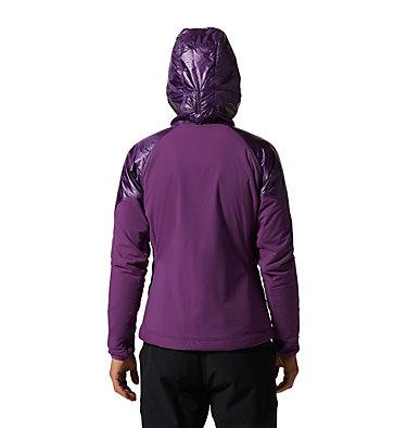 Women's Kor Strata™ Alpine Hoody Kor Strata™ Alpine Hoody | 010 | L, Cosmos Purple, back