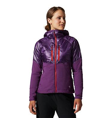 Women's Kor Strata™ Alpine Hoody Kor Strata™ Alpine Hoody | 010 | L, Cosmos Purple, front