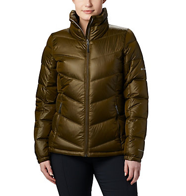 Pike Lake™ Jacke für Damen Pike Lake™ Jacket | 010 | L, Olive Green, front