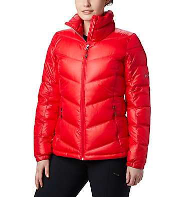 Pike Lake™ Jacke für Damen Pike Lake™ Jacket | 010 | L, Red Lily, front