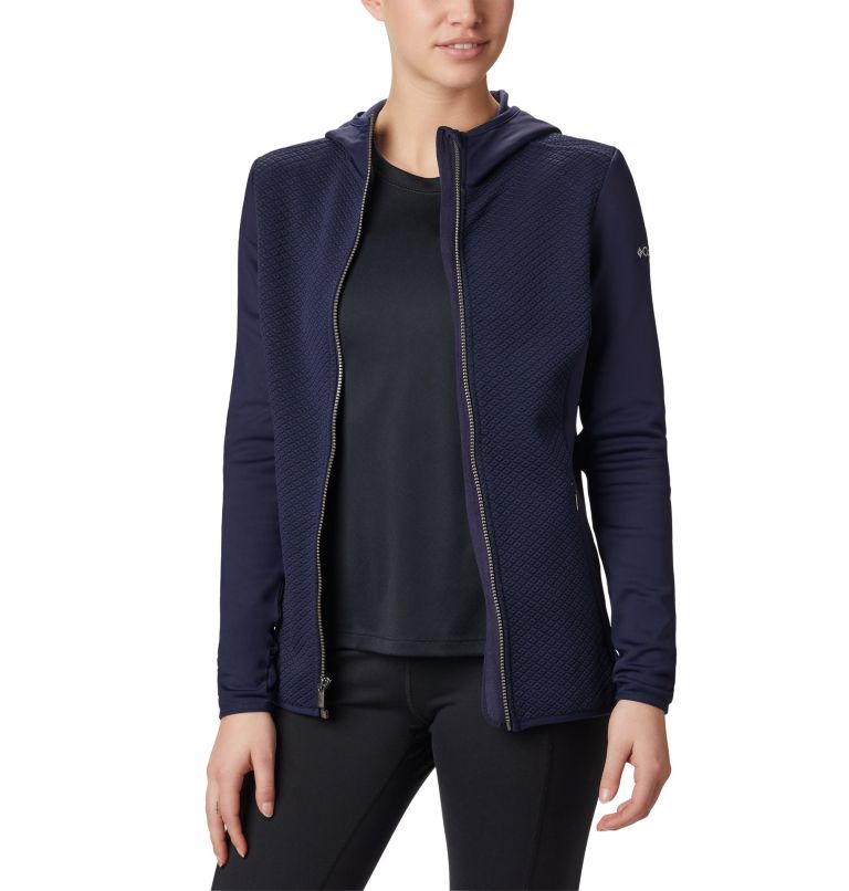 Women's Roffe Ridge™ Hooded Fleece Jacket Women's Roffe Ridge™ Hooded Fleece Jacket, a1
