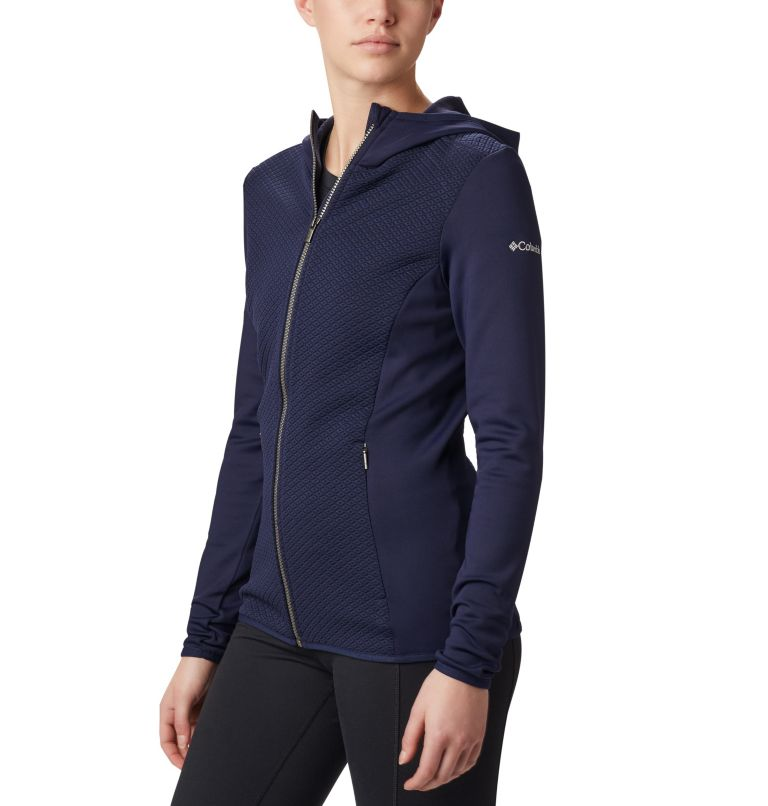Women's Roffe Ridge™ Hooded Fleece Jacket Women's Roffe Ridge™ Hooded Fleece Jacket, front