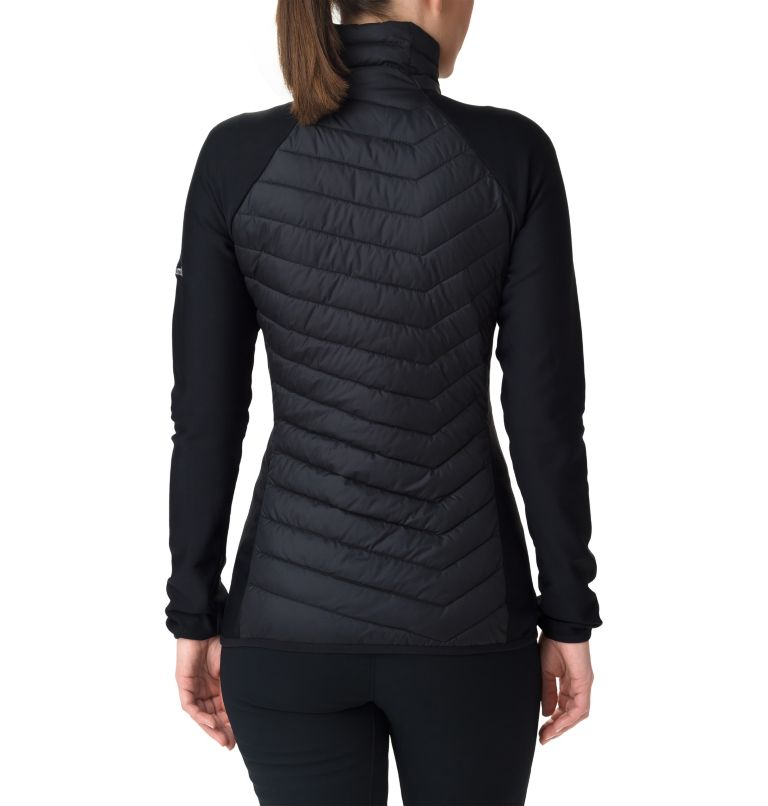 Women's Powder Lite™ Hybrid Fleece Jacket Women's Powder Lite™ Hybrid Fleece Jacket, back