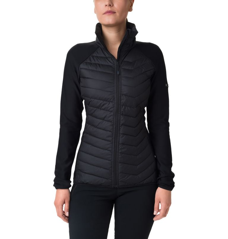 Women's Powder Lite™ Hybrid Fleece Jacket Women's Powder Lite™ Hybrid Fleece Jacket, front