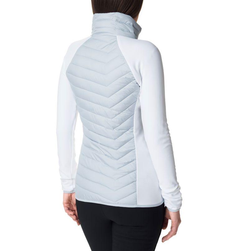 Women's Powder Lite™ Hybrid Fleece Jacket Women's Powder Lite™ Hybrid Fleece Jacket, back