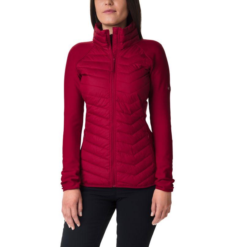 Women's Powder Lite™ Hybrid Fleece Jacket Women's Powder Lite™ Hybrid Fleece Jacket, front