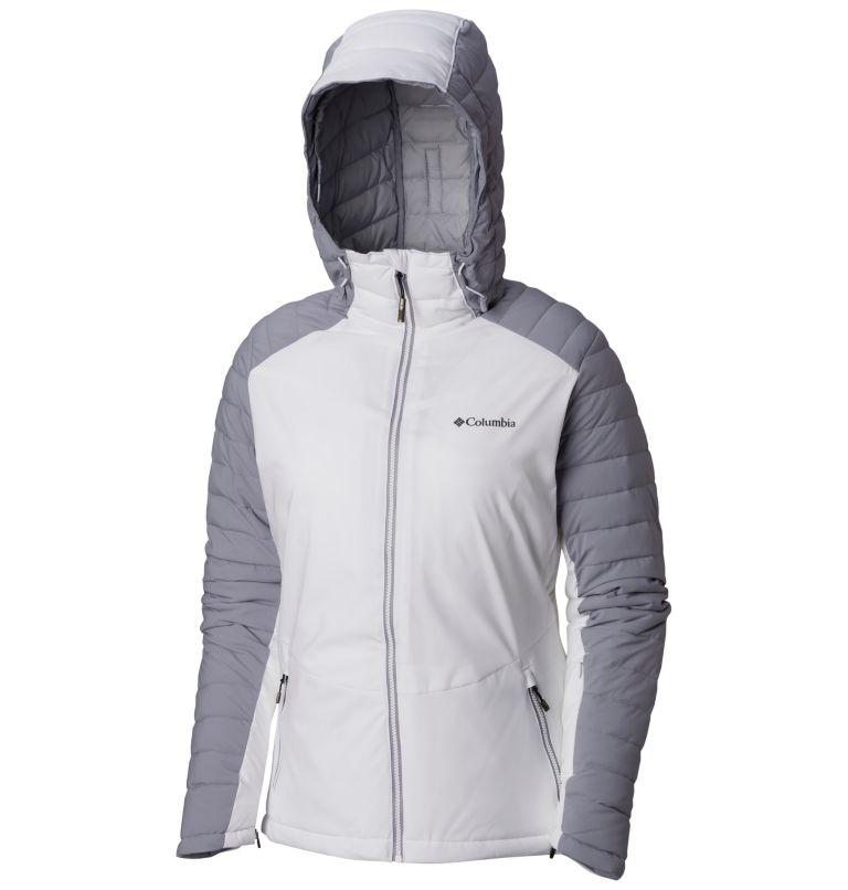Whistler Peak™ Jacket | 100 | M Women's Whistler Peak™ Ski Jacket, White, Astral, a1