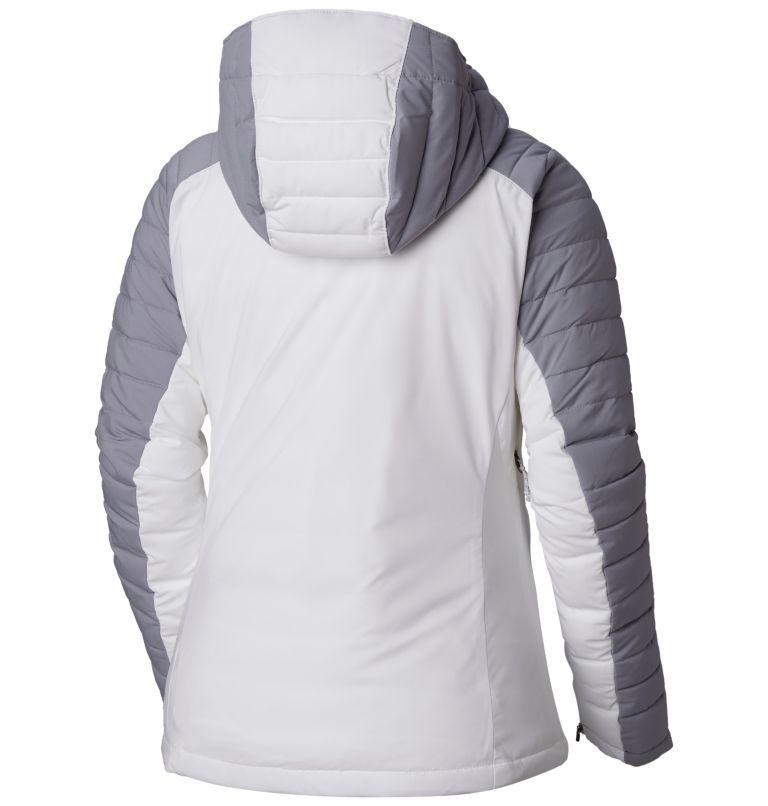 Whistler Peak™ Jacket | 100 | M Women's Whistler Peak™ Ski Jacket, White, Astral, back