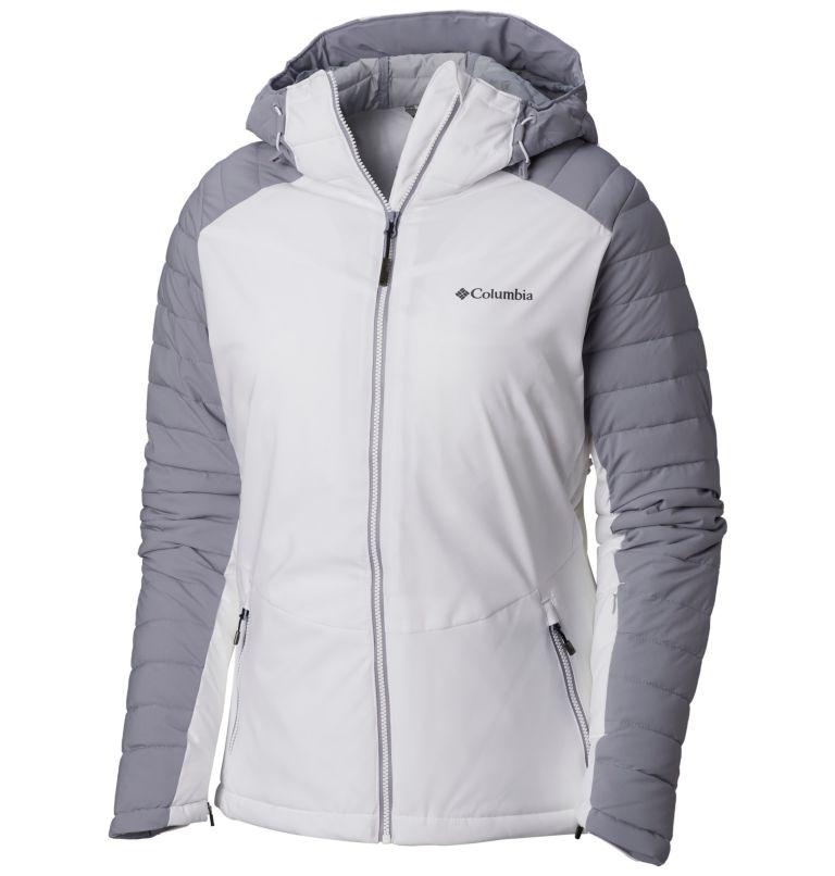Whistler Peak™ Jacket | 100 | M Women's Whistler Peak™ Ski Jacket, White, Astral, front