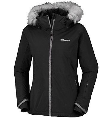 Alpine Slide™ Skijacke für Damen Alpine Slide™ Jacket | 658 | L, Black, front