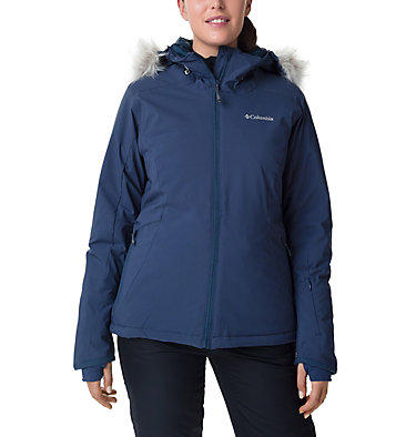 Alpine Slide™ Skijacke für Damen Alpine Slide™ Jacket | 658 | L, Nocturnal, front
