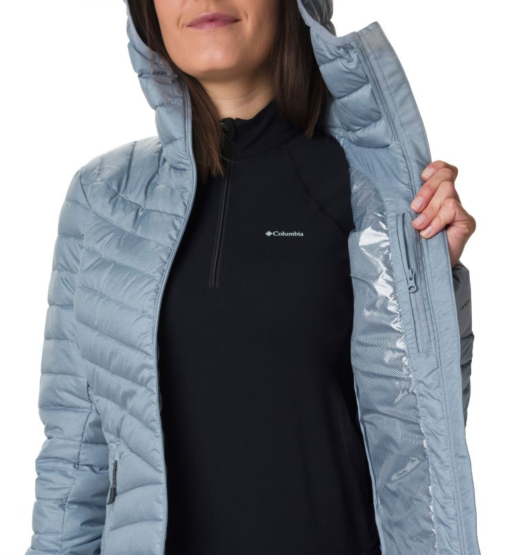 Windgates™ Hooded Jacket | 032 | XS Giacca con cappuccio Windgates™ da donna, Tradewinds Grey Heather, a2