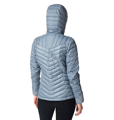 Windgates™ Kapuzenjacke für Damen Windgates™ Hooded Jacket | 843 | XS, Tradewinds Grey Heather, back
