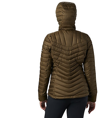 Windgates™ Kapuzenjacke für Damen Windgates™ Hooded Jacket | 843 | XS, Olive Green Heather, back