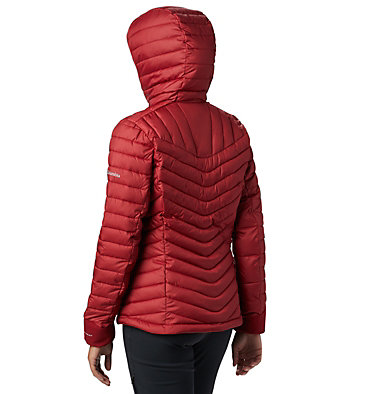 Windgates™ Kapuzenjacke für Damen Windgates™ Hooded Jacket | 843 | XS, Beet Heather, back