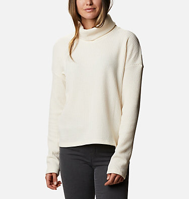 Chillin™ Fleece-Pullover für Damen Chillin™ Fleece Pullover | 010 | L, Chalk Thermal, front