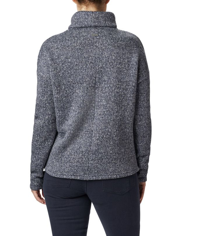 Chillin™ Fleece Pullover | 466 | L Chillin™ Fleece Pullover, Nocturnal, back