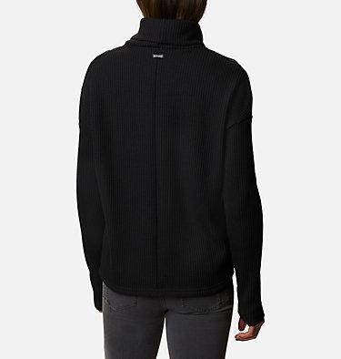Women's Chillin™ Fleece Pullover Chillin™ Fleece Pullover | 012 | L, Black Thermal, back