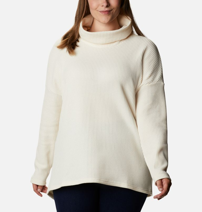 Women's Chillin™ Fleece Pullover - Plus Size Women's Chillin™ Fleece Pullover - Plus Size, front