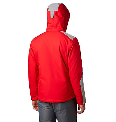 Veste de Ski Pala Peak™ Homme Pala Peak™ Jacket | 010 | XXL, Mountain Red, back