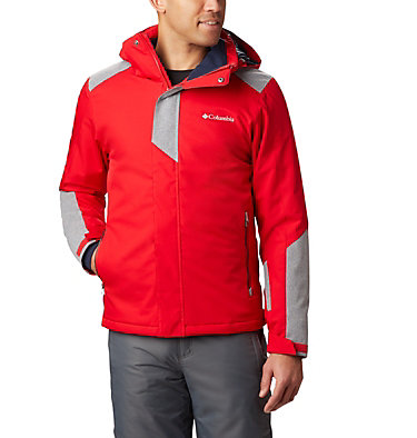 Veste de Ski Pala Peak™ Homme Pala Peak™ Jacket | 010 | XXL, Mountain Red, front