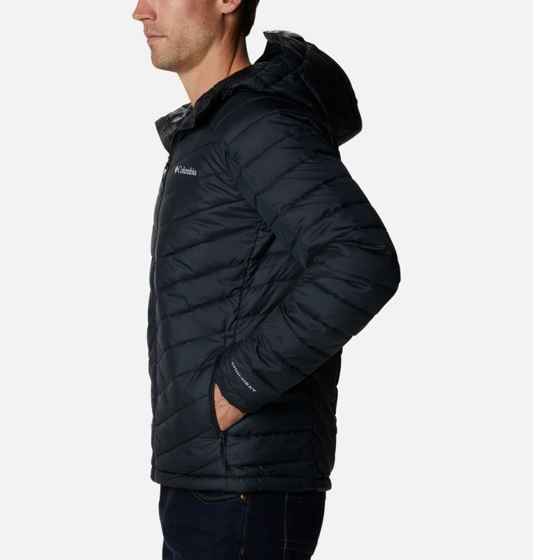 Horizon Explorer™ Hooded Jacket | 010 | L Giacca con cappuccio Horizon Explorer™ da uomo, Black, a1