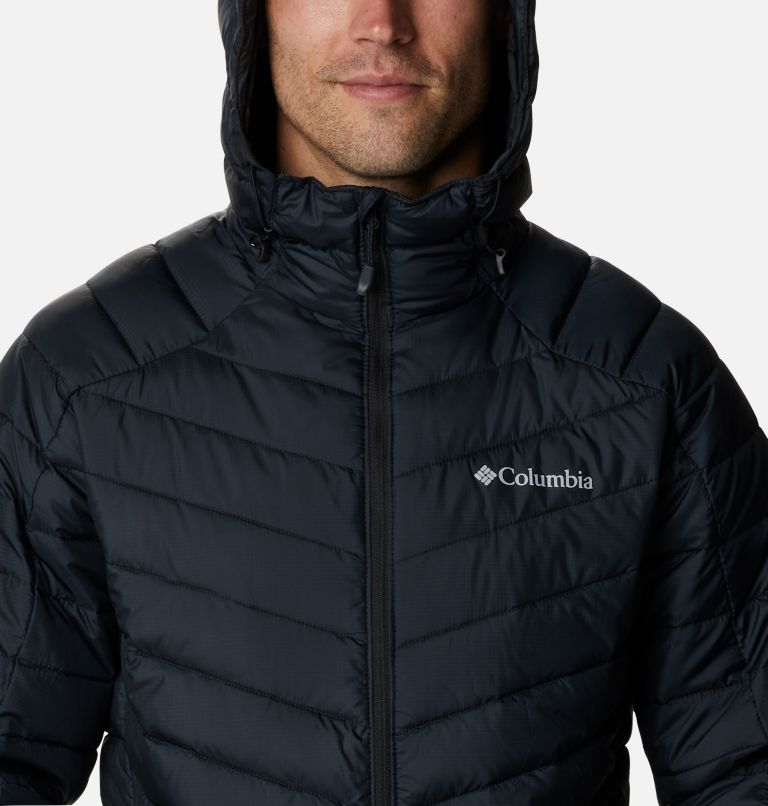 Horizon Explorer™ Hooded Jacket | 010 | L Giacca con cappuccio Horizon Explorer™ da uomo, Black, a2