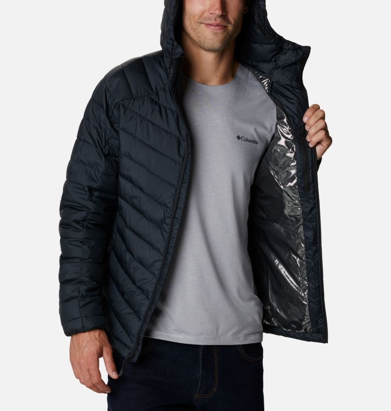 Horizon Explorer™ Hooded Jacket | 010 | L Giacca con cappuccio Horizon Explorer™ da uomo, Black, a3