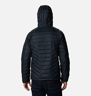 Veste À Capuche Horizon Explorer™ Homme Horizon Explorer™ Hooded Jacket | 397 | S, Black, back