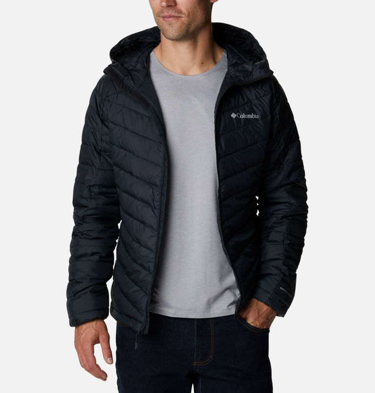 Horizon Explorer™ Hooded Jacket | 010 | L Giacca con cappuccio Horizon Explorer™ da uomo, Black, front