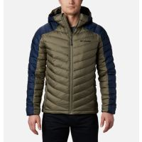 Deals on Columbia Mens Horizon Explorer Hooded Jacket