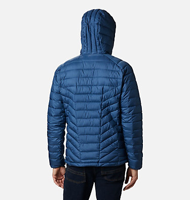 Veste À Capuche Horizon Explorer™ Homme Horizon Explorer™ Hooded Jacket | 397 | S, Night Tide, back