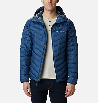 Veste À Capuche Horizon Explorer™ Homme Horizon Explorer™ Hooded Jacket | 397 | S, Night Tide, front