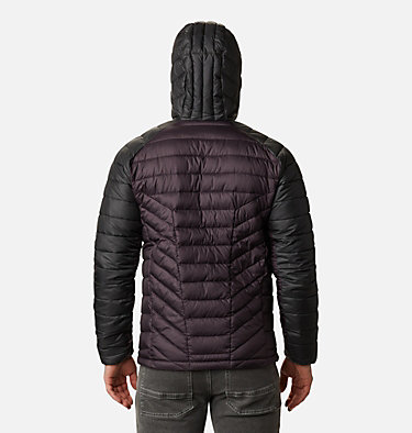 Men's Horizon Explorer™ Hooded Jacket Horizon Explorer™ Hooded Jacket | 397 | S, Dark Purple, Shark, back