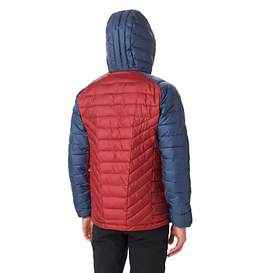 Chaqueta con capucha Horizon Explorer™ para hombre Horizon Explorer™ Hooded Jacke | 705 | XL, Red Jasper, Dark Mountain, back