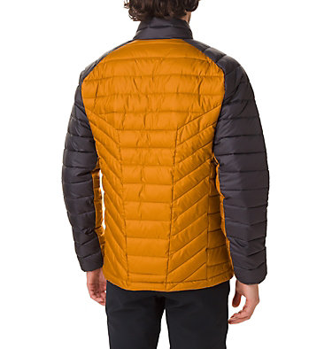 Veste Horizon Explorer™ Homme Horizon Explorer™ Jacket | 010 | XL, Burnished Amber, Shark, back