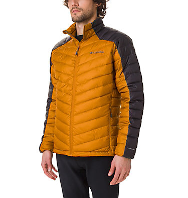 Veste Horizon Explorer™ Homme Horizon Explorer™ Jacket | 010 | XL, Burnished Amber, Shark, front
