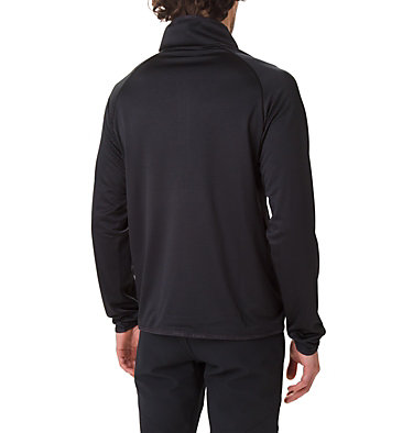 Mount Powder™ Half-Zip Fleece für Herren Mount Powder™ Half Zip Fleece | 010 | S, Black, back