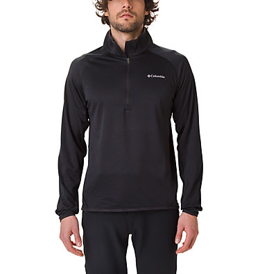 Polaire Demi-Zip Mount Powder™ Homme , front