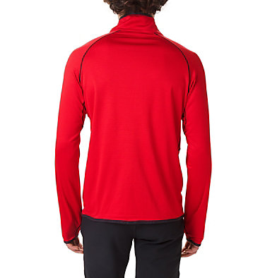 Mount Powder™ Half Zip Fleece , back