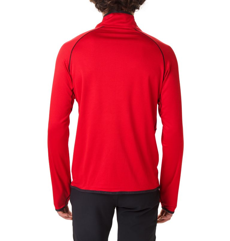 Mount Powder™ Half Zip Fleece Mount Powder™ Half Zip Fleece, back