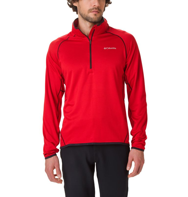 Mount Powder™ Half Zip Fleece Mount Powder™ Half Zip Fleece, front