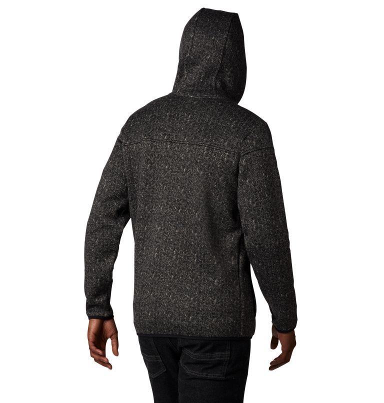 Men's Boubioz™ Hooded Fleece Jacket Men's Boubioz™ Hooded Fleece Jacket, back