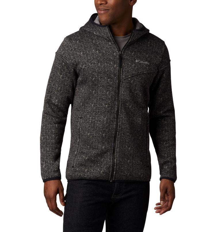 Men's Boubioz™ Hooded Fleece Jacket Men's Boubioz™ Hooded Fleece Jacket, front