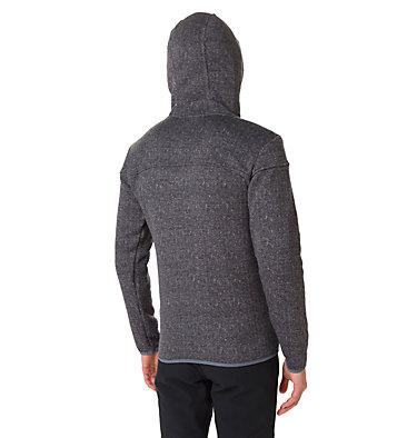 Boubioz™ Full-Zip Fleece mit Kapuze für Herren Boubioz™ Hooded Full Zip Fleec | 053 | XXL, Graphite, back