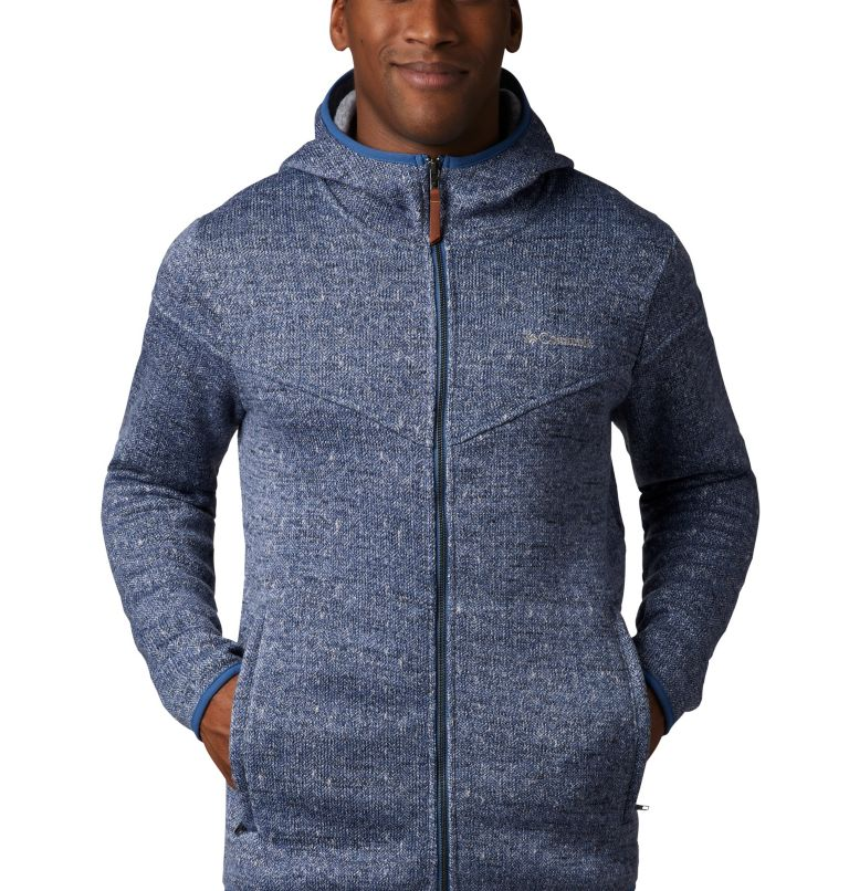 Men's Boubioz™ Hooded Fleece Jacket Men's Boubioz™ Hooded Fleece Jacket, a3