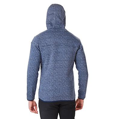 Boubioz™ Full-Zip Fleece mit Kapuze für Herren Boubioz™ Hooded Full Zip Fleec | 053 | XXL, Collegiate Navy, back